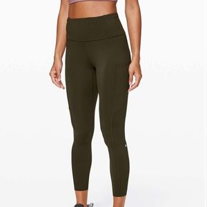 🍋 Lululemon Fast and Free Tight  Non-reflective